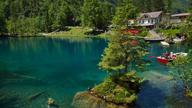 blausee schweiz herbstausflug der mannerriege vom 27102017 zum camping